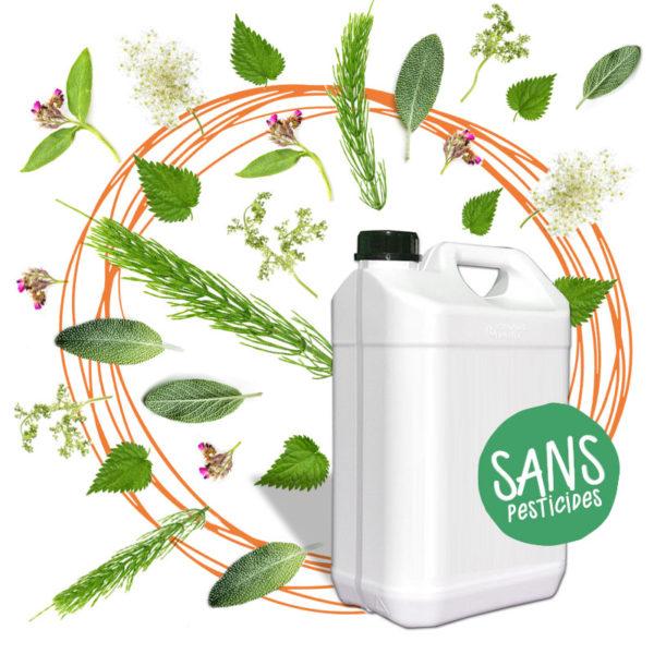 Engrais naturels à base de plantes bio